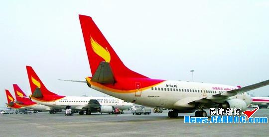 祥鹏航空新航季新增航线为腾冲——成都,昆明——长沙——宁波,昆明