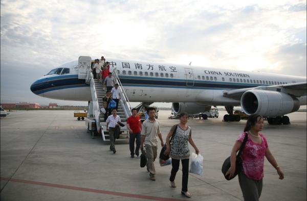 南航新疆分公�9�n�i�_南航新疆分公司的集体功