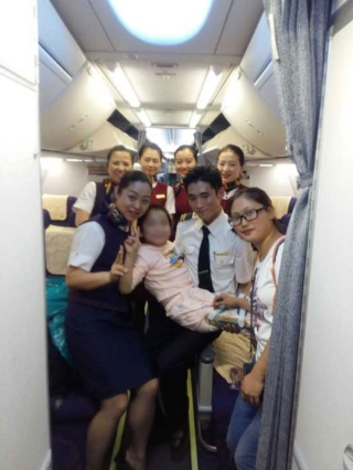 国航飞机儿童餐