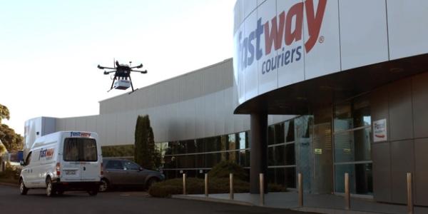 新西兰首例商业无人机快递成功 7月开始在美测试