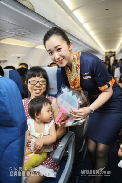 青岛航空新开青岛—南京—银川航线