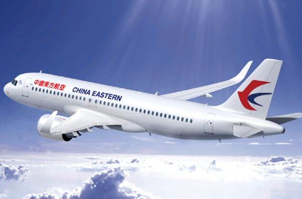 中国东方航空飞机